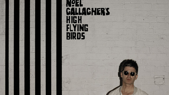 "Noel Gallagher's High Flying Birds, ""Chasing Yesterday."""