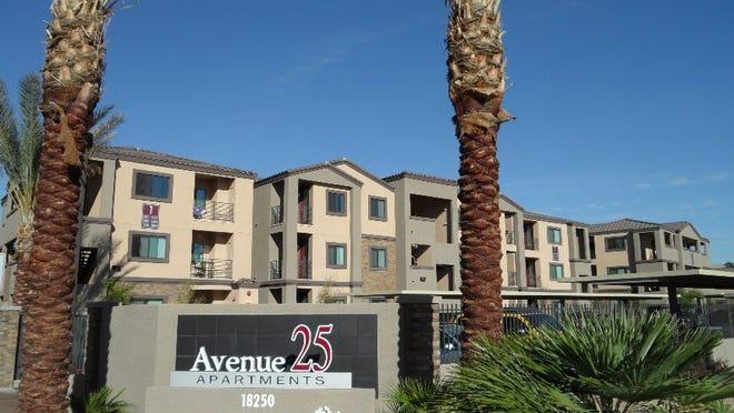 TruAmerica Multifamily of Los Angeles paid $35.4 million for Avenue 25 Apartments in Phoenix.