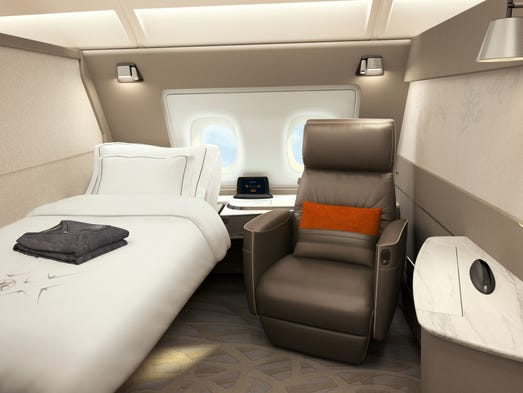 Singapore Airlines' much-anticipated new suites on