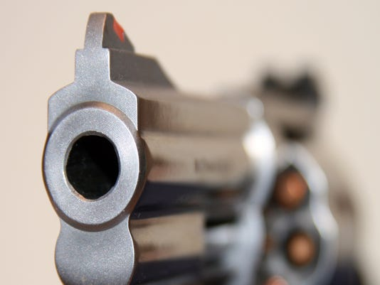 Gun shooting 177089836