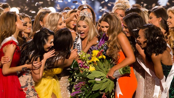 Miss USA crowned a winner, Miss Nebraska Sarah Rose