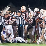 DeSales takes on rival Christian Academy in 2017 football playoffs