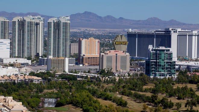 Westgate Hotel and Casino in Las Vegas, Nevada.