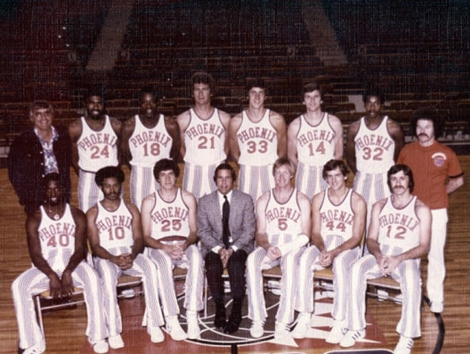 the history of the phoenix suns basketball team Phoenix suns basketball, scores, news, schedule, roster, players, stats, rumors, details and more on usbasketcom.