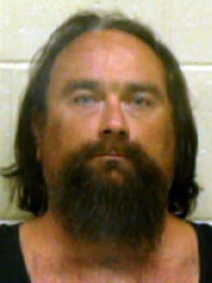 Gregory S. Hale is accused of killing a woman and eating part of her corpse.