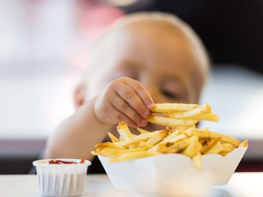 Vermont families struggle to keep kids eating healthy.