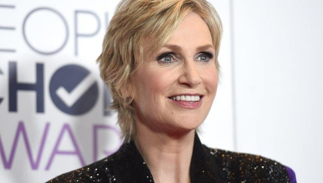 Jane Lynch will perform Wednesday at TPAC.