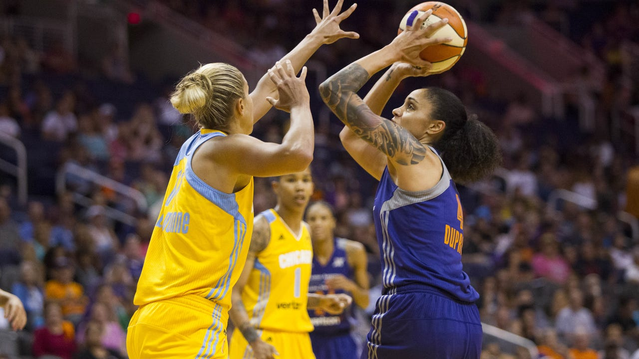 Mercury head coach Sandy Brondello discusses her team's loss to the Chicago Sky on Tuesday night.  Video by Matt Bain/azcentral sports