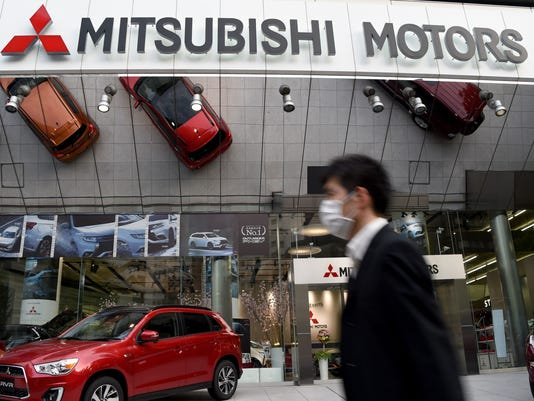Mitsubishi issues recalls for loose sunroofs, parking brake