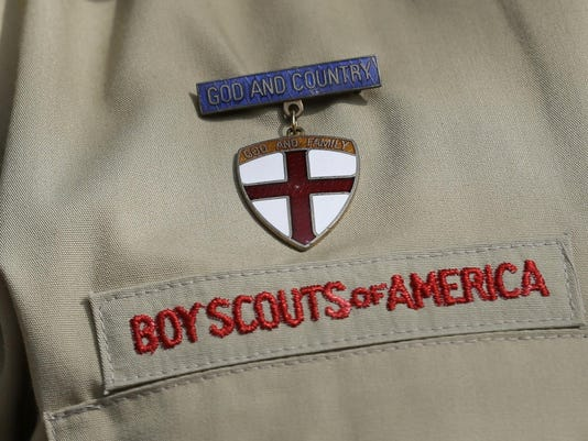 Boy Scouts Woes