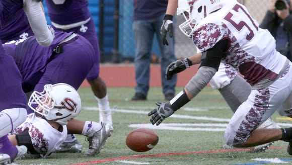 New Rochelle defeated Scarsdale 41-13 in the Section