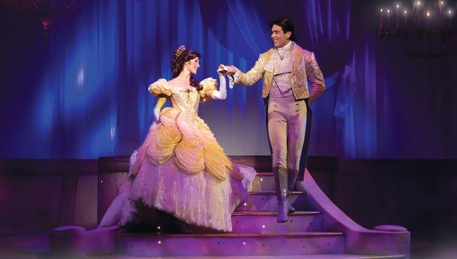 """Disney Live!: ""Three Classic Fairy Tales"""