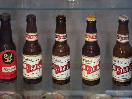 The new Appleton Historical Society Museum and Resource Center includes Appleton's brewing past with a nod to bottlers and brewers.