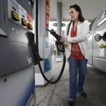 Gasoline is down to an average of about $2.60 a gallon.