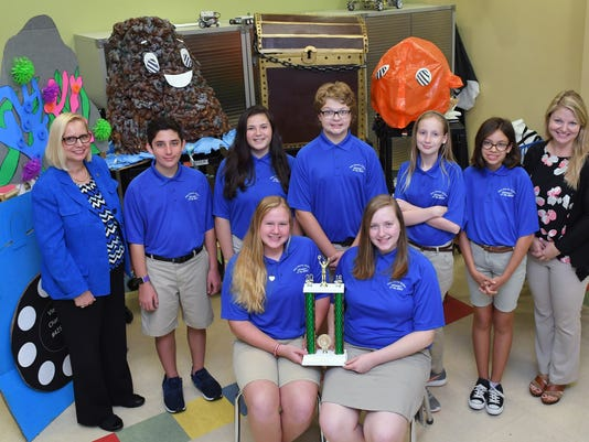 Viera Charter Odyssey of the Mind