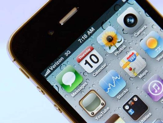 Apple expected to show next iPhone on Sept. 10