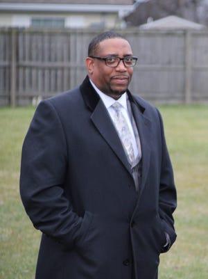 Corredon Rogers, pastor of the New Hope Baptist Church