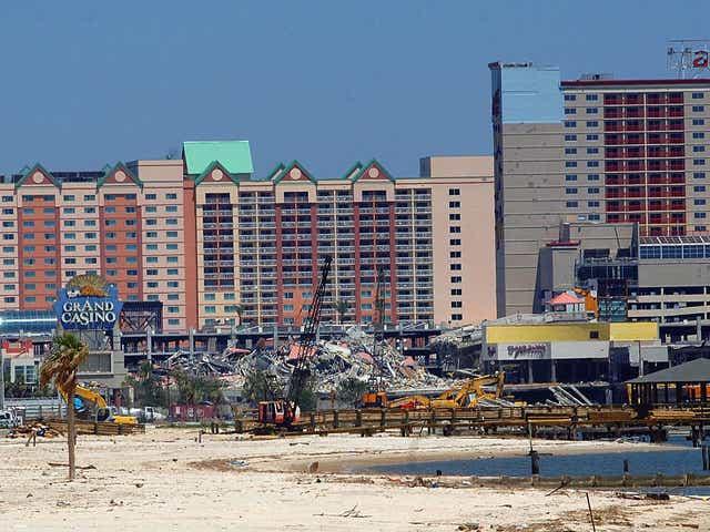 Casinos Critical For Coast S Comeback