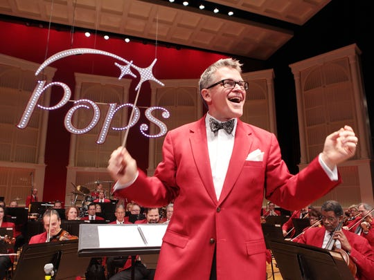 Conductor John Morris Russell will lead the Cincinnati