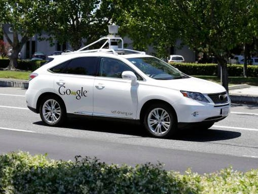 The ASU report says robotic vehicles could take jobs
