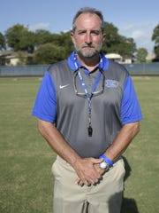 Erath Head Coach David Comeaux has a career record