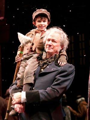 "Performances of the Alabama Shakespeare Festival's ""A Christmas Carol"" will run through Dec. 24."