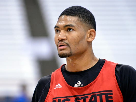 NCAA Basketball: NCAA Tournament-North Carolina State Practice