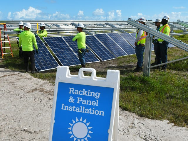 Sunshine State lags on solar power, doubles down on natural gas