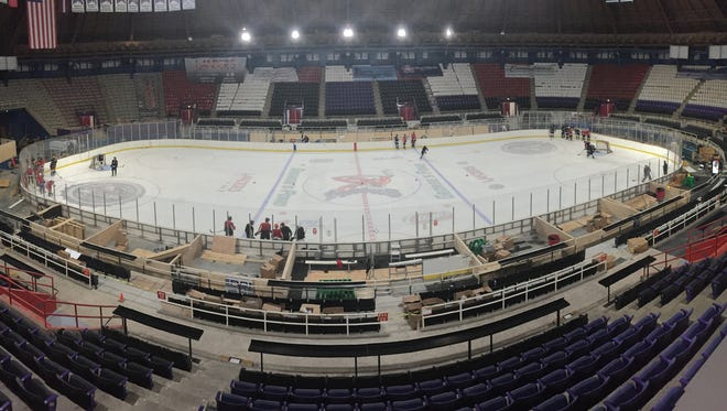 The Mudbugs' inaugural season in the NAHL begins in less than a month.
