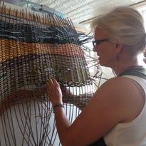 Cedarburg art community at work