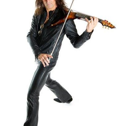Mark Wood, an original member of the multiplatinum selling Trans-Siberian Orchestra will be performing with the West Port Middle School Orchestra.