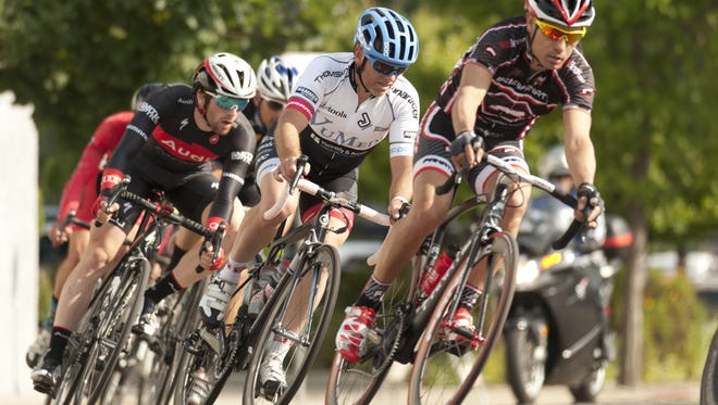 The Michelob ULTRA Sequoia Cycling Classic returns on Sunday to Downtown Visalia.