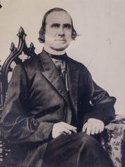 The Rev. J.M. Villars, born in 1818 in France, was
