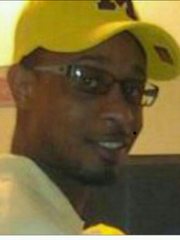 Timothy Washington, 27, was stabbed to death by known gang members Sunday during a fight.