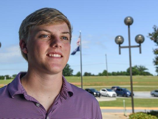 Bryce Cox TLH Valedictorian