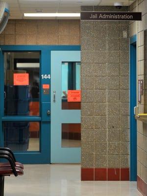 Marathon County Jail in Wausau