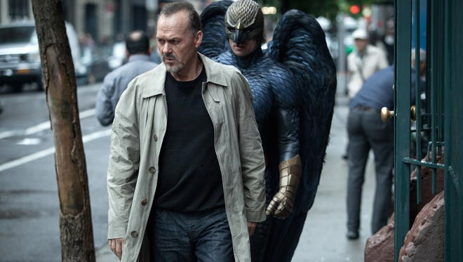 Michael Keaton in 'Birdman.'