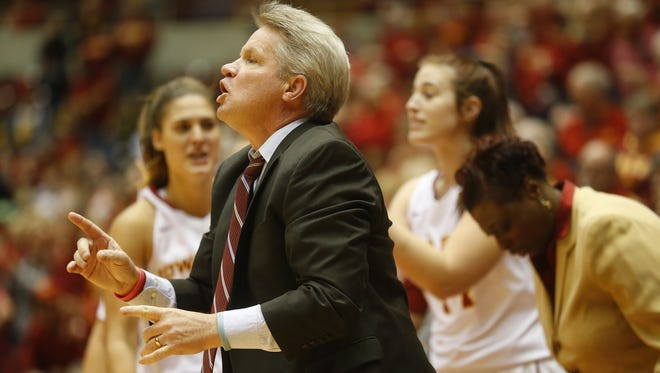 Iowa State head coach Bill Fennelly got some more support this week.