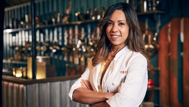 "FAMU alumna Adrienne Cheatham is competing  on ""Top Chef"" Season 15."