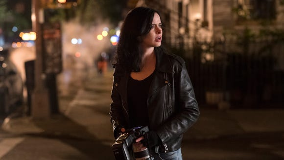 Marvel's Jessica Jones (Netflix): A superhero-turned-private