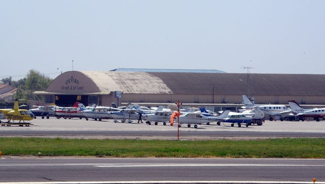 Oxnard Airport has received a federal grant to update its master plan.