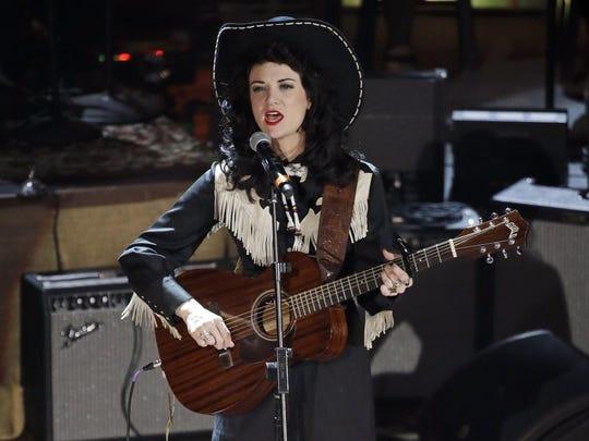 Nikki Lane will perform on Nov. 11 at the Hi-Fi.