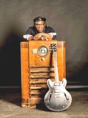 Joe Louis Walker, a 2013 Blues Hall of Fame inductee