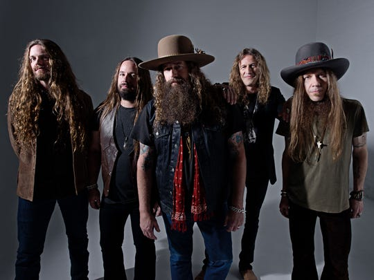 Blackberry Smoke.