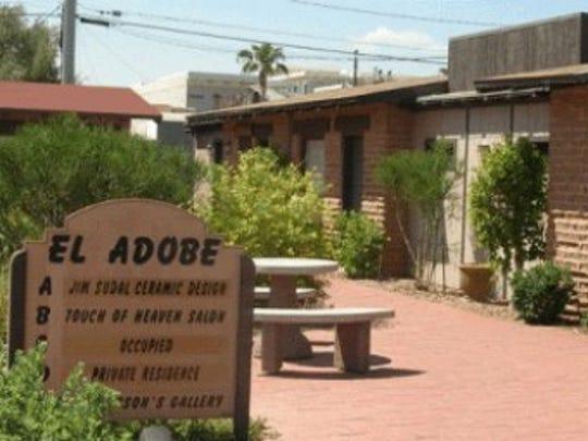 Adobe Apartments