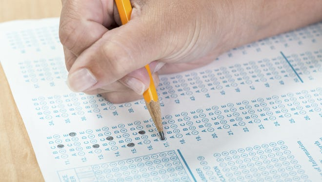 Instead of FCAT, students will be taking brand new tests on the extremely challenging Florida Standards Assessment, aka Common Core Standards.