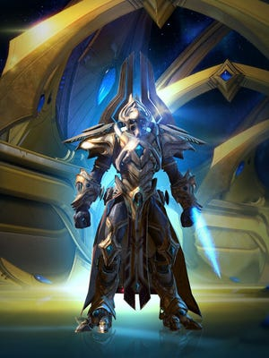"Protoss hero Artanis joins ""Heroes of the Storm"" as part of Blizzard's efforts to build on the release of the ""StarCraft 2: Legacy of the Void"" expansion."