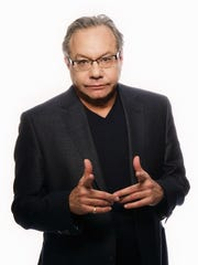 """""""I can't just sit there brooding,"""" Lewis Black said of his comedy act, which arrives tonight at the Flynn Center in Burlington."""