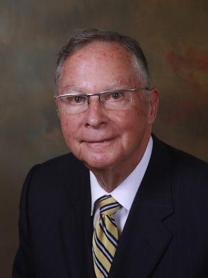 Evansville attorney Philip Siegal was winner of the Evansville Bar Association's 2017 James Bethel Gresham Freedom Award.