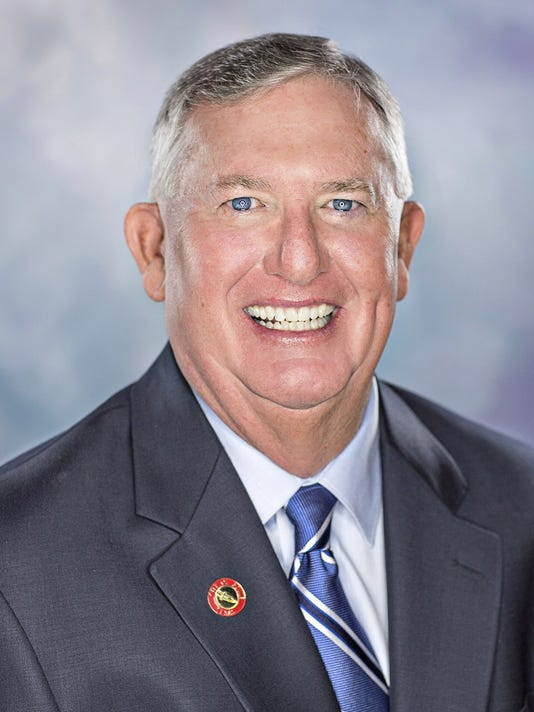 Mayor Larry Slack, Bowie, Texas